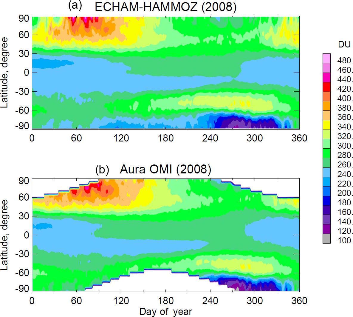 GMD - The chemistry–climate model ECHAM6 3-HAM2 3-MOZ1 0