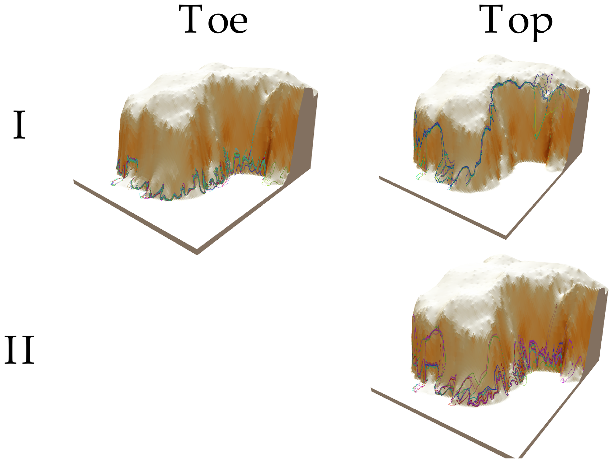 GMD - Development of an automatic delineation of cliff top