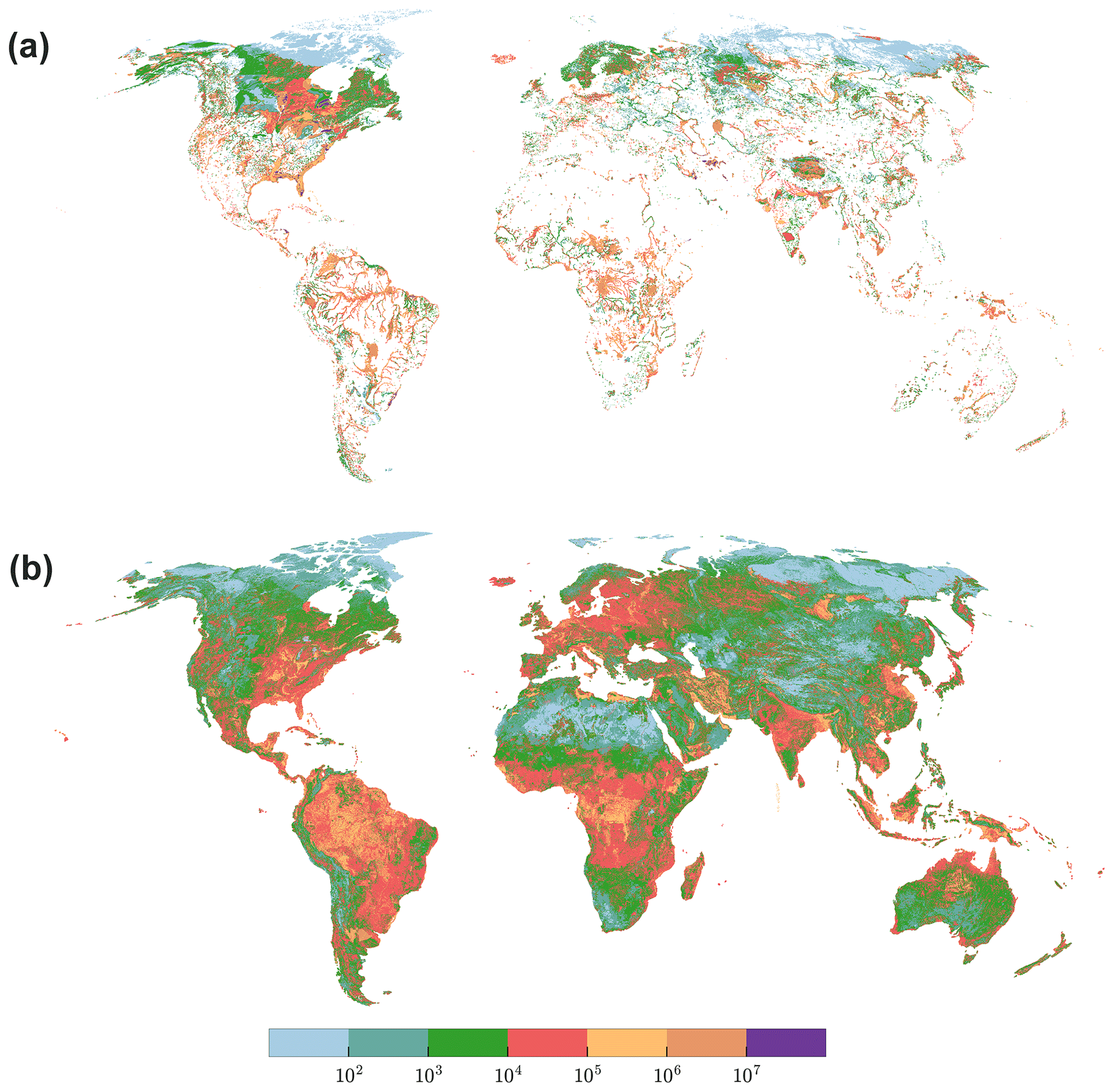 GMD - Challenges in developing a global gradient-based groundwater