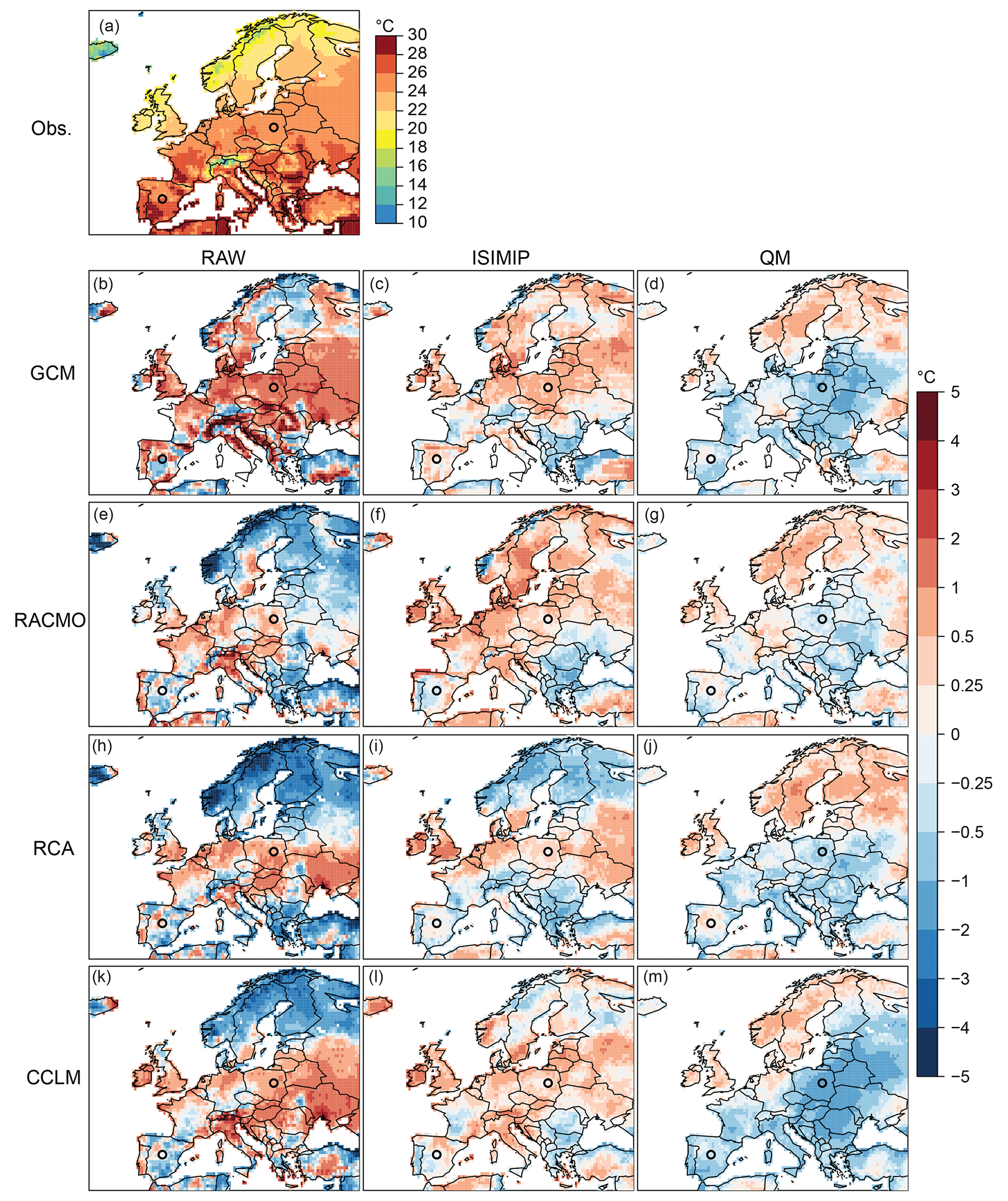 GMD - Climate projections of a multivariate heat stress index: the