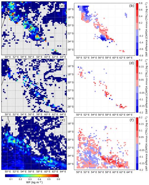 GMD - Evaluation of WRF-DART (ARW v3 9 1 1 and DART